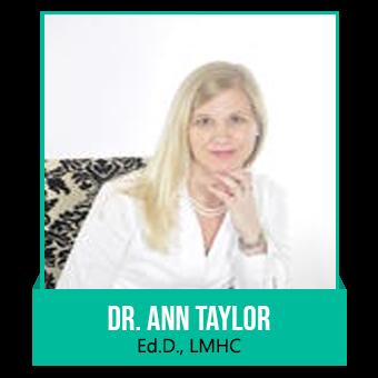 Dr. Ann Taylor, Ed.D., LMHC