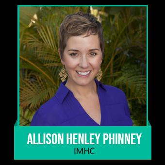Allison Henley Phinney, IMHC